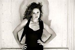 Sarah Bush Featured in Curve Magazine 2008