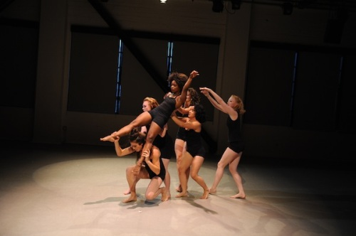 SBDP dancers lift