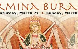SBDP in Carmina Burana, March 22 & 23, 2014