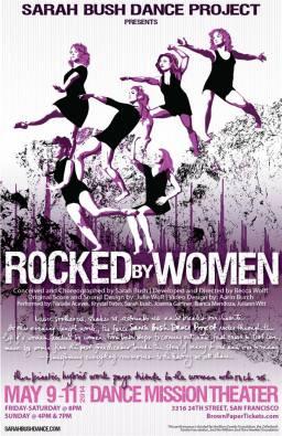 <em>Rocked By Women</em> – tickets on sale now!