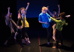 What People Are Saying about Sarah Bush Dance Project…