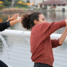 Lake Merritt Rehearsal Photos