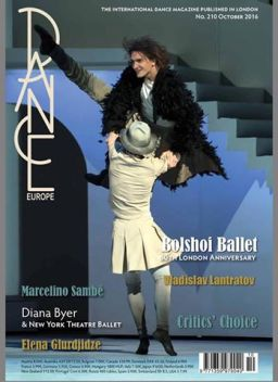 Critic's Choice – Dance Europe Magazine 2016