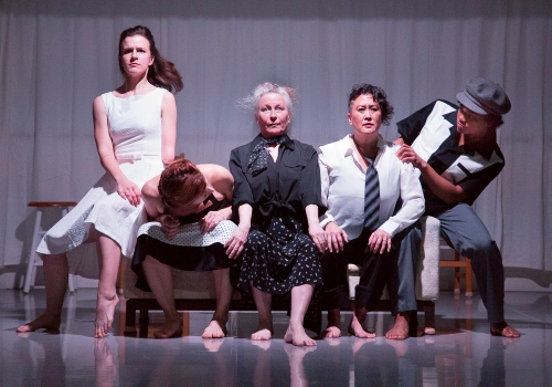 Sarah Bush Dance Project - Cast of Homeward
