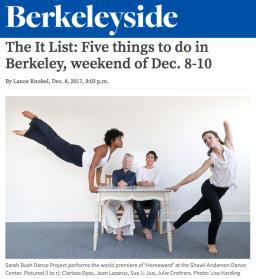 Berkeleyside – The It List
