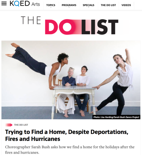 KQED The Do List