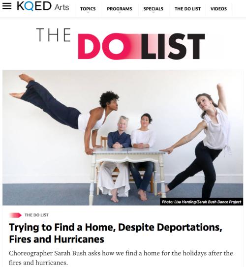 KQED The Do List