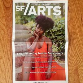 SF-Arts cover