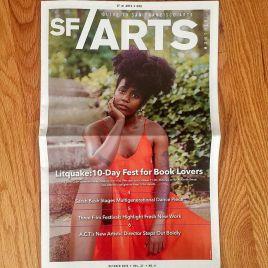 SF-Arts cover