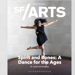 SF/Arts Feature (NY Times insert) – Spirit and Bones: A Dance for the Ages
