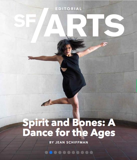 SF-Arts web home
