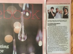 "SF Chronicle Datebook ""Dance Pick"""