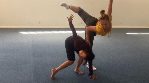 SBDP dance rehearsal